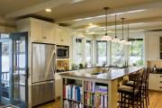 Фото 14 Угловой кухонный гарнитур: преимущества, конфигурации и обзор 50 лучших вариантов для дома