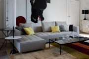 Фото 15 Угловые диваны в гостиной: 75 решений для тех, кто выбирает комфорт и релаксацию
