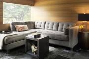 Фото 17 Угловые диваны в гостиной: 55 решений для тех, кто выбирает комфорт и релаксацию