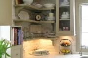 Фото 16 Угловые кухонные гарнитуры (90+ фотоидей): обзор стильных и современных решений для маленькой кухни (2019)