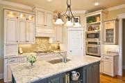 Фото 17 Угловые кухонные гарнитуры (90+ фотоидей): обзор стильных и современных решений для маленькой кухни (2019)