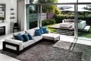 Фото 20 Угловые диваны в гостиной: 75 решений для тех, кто выбирает комфорт и релаксацию