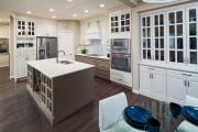 Фото 21 Угловые кухонные гарнитуры (90+ фотоидей): обзор стильных и современных решений для маленькой кухни (2019)