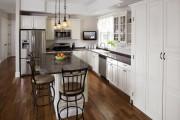 Фото 22 Угловой кухонный гарнитур: преимущества, конфигурации и обзор 50 лучших вариантов для дома
