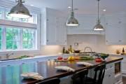 Фото 24 Угловой кухонный гарнитур: преимущества, конфигурации и обзор 50 лучших вариантов для дома