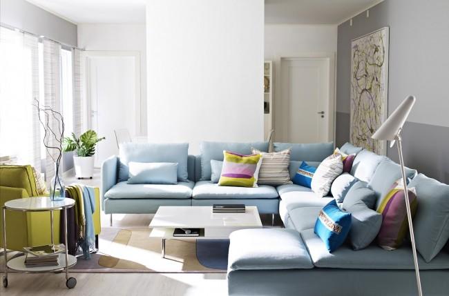 Скандинавский стиль в интерьере очень привлекательный, он располагает к себе, излучая необыкновенную легкость, естественность и простоту и не может не нравиться