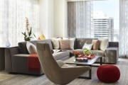 Фото 23 Угловые диваны в гостиной: 75 решений для тех, кто выбирает комфорт и релаксацию