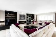 Фото 24 Угловые диваны в гостиной: 55 решений для тех, кто выбирает комфорт и релаксацию
