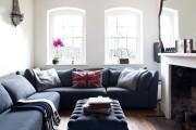 Фото 25 Угловые диваны в гостиной: 55 решений для тех, кто выбирает комфорт и релаксацию