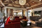 Фото 26 Угловые диваны в гостиной: 75 решений для тех, кто выбирает комфорт и релаксацию
