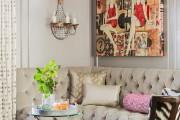 Фото 27 Угловые диваны в гостиной: 55 решений для тех, кто выбирает комфорт и релаксацию