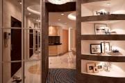 Фото 25 Угловые шкафы в прихожую: как оптимально задействовать пространство и 45+ лучших реализаций в интерьере
