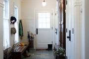 Фото 8 Угловые шкафы в прихожую: как оптимально задействовать пространство и 45+ лучших реализаций в интерьере