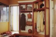 Фото 4 Угловые шкафы в прихожую: как оптимально использовать пространство и 65+ идей для интерьера