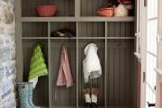 Фото 11 Угловые шкафы в прихожую: как оптимально задействовать пространство и 45+ лучших реализаций в интерьере