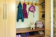Фото 12 Угловые шкафы в прихожую: как оптимально использовать пространство и 65+ идей для интерьера