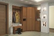 Фото 16 Угловые шкафы в прихожую: как оптимально задействовать пространство и 45+ лучших реализаций в интерьере
