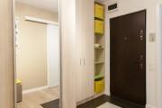 Фото 23 Угловые шкафы в прихожую: как оптимально использовать пространство и 65+ идей для интерьера