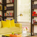 Угловые стенки для гостиной: 40+ вместительных и функциональных решений для комфортного интерьера фото