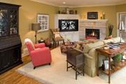 Фото 19 Угловые стенки для гостиной: 60 вместительных и функциональных решений для комфортного интерьера