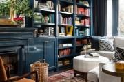 Фото 8 Угловые стенки для гостиной: 40+ вместительных и функциональных решений для комфортного интерьера