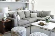 Фото 10 Угловые стенки для гостиной: 60 вместительных и функциональных решений для комфортного интерьера