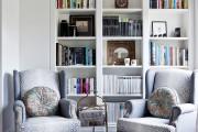 Фото 1 Угловые стенки для гостиной: 60 вместительных и функциональных решений для комфортного интерьера