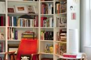 Фото 15 Угловые стенки для гостиной: 40+ вместительных и функциональных решений для комфортного интерьера