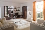 Фото 16 Угловые стенки для гостиной: 60 вместительных и функциональных решений для комфортного интерьера