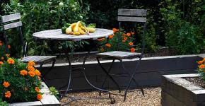 Как правильно обустроить сад: создаем идеальный участок без ландшафтного дизайнера фото