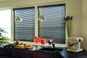 Фото 7 Жалюзи на кухню: советы по выбору и 35+ эстетически верных решений для дома