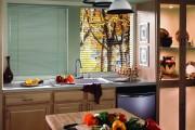 Фото 19 Жалюзи на кухню: советы по выбору и 35+ эстетически верных решений для дома