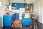 Фото 11 Бело-голубая кухня: как гармонизировать интерьер и 105 беспроигрышных вариантов оформления