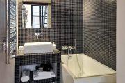 Фото 12 Дизайн небольшой ванной: как использовать пространство и 80+ функционально продуманных интерьеров