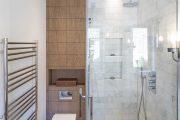 Фото 46 Дизайн небольшой ванной: как использовать пространство и 80+ функционально продуманных интерьеров