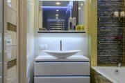 Фото 6 Дизайн небольшой ванной: как использовать пространство и 80+ функционально продуманных интерьеров