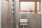 Фото 20 Дизайн небольшой ванной: как использовать пространство и 80+ функционально продуманных интерьеров