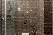 Фото 31 Дизайн небольшой ванной: как использовать пространство и 80+ функционально продуманных интерьеров
