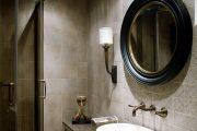 Фото 32 Дизайн небольшой ванной: как использовать пространство и 80+ функционально продуманных интерьеров