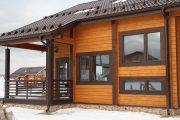 Фото 2 Проекты домов из бруса: комфорт для всей семьи и 95+ надежных и практичных реализаций