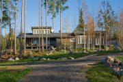 Фото 15 Проекты домов из бруса: комфорт для всей семьи и 95+ надежных и практичных реализаций