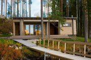 Фото 17 Проекты домов из бруса: комфорт для всей семьи и 95+ надежных и практичных реализаций