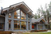 Фото 27 Проекты домов из бруса: комфорт для всей семьи и 95+ надежных и практичных реализаций