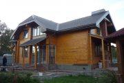 Фото 28 Проекты домов из бруса: комфорт для всей семьи и 95+ надежных и практичных реализаций