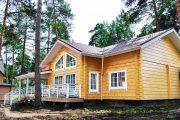 Фото 30 Проекты домов из бруса: комфорт для всей семьи и 70+ надежных и практичных реализаций