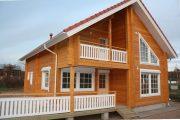 Фото 37 Проекты домов из бруса: комфорт для всей семьи и 70+ надежных и практичных реализаций