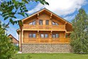 Фото 40 Проекты домов из бруса: комфорт для всей семьи и 70+ надежных и практичных реализаций