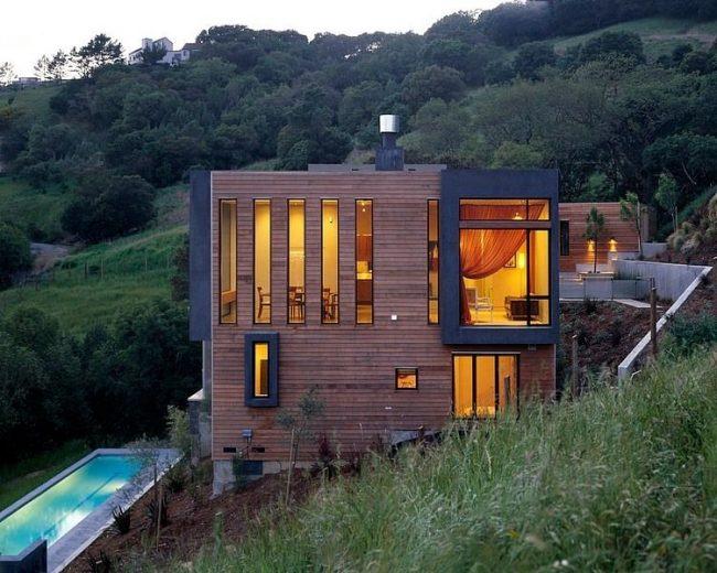 Дома из бруса: проекты, цены и фото