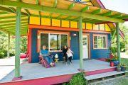 Фото 22 Дома из бруса: готовые проекты и 70+ надежных и комфортных реализаций