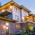Фасадные панели для наружной отделки дома: разновидности и 80 практичных решений для стильного экстерьера фото
